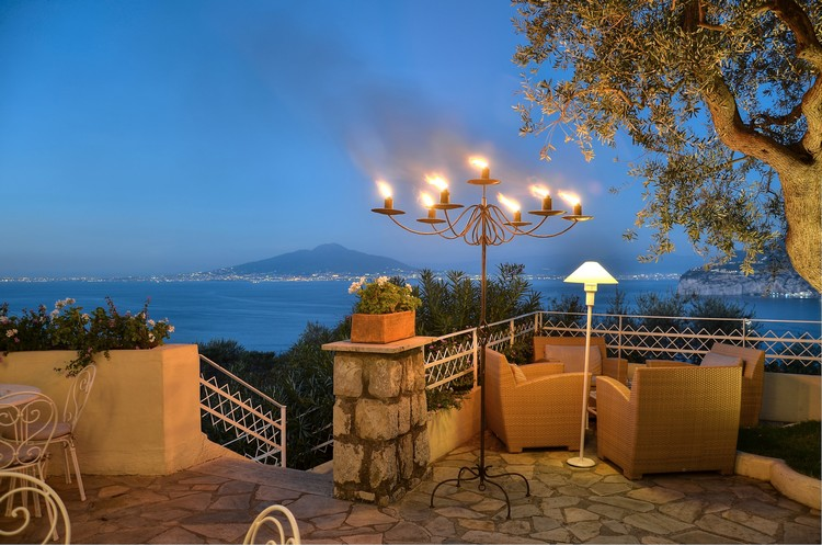 Grand Hotel Aminta Sorrento Booking