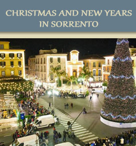 Christmas and New Years in Sorrento