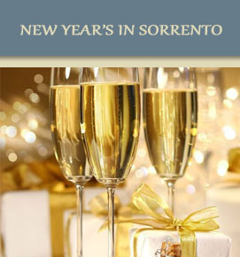 New Year's in Sorrento